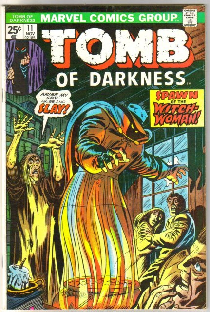 Tomb of Darkness #11 comic book fine/very fine 7.0