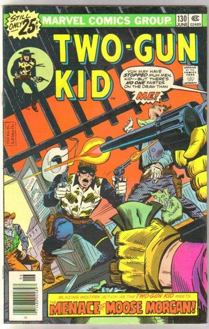 Two-Gun Kid #76 comic book  fine 6.0