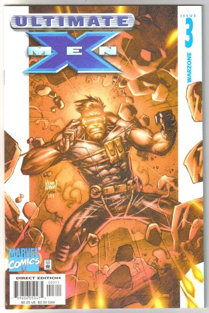 Ultimate X-Men #3 comic book mint 9.8