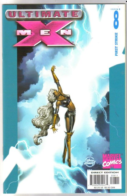 Ultimate X-Men #8 comic book mint 9.8