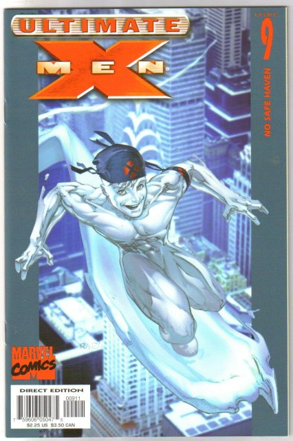 Ultimate X-Men #9 comic book mint 9.8