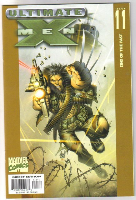 Ultimate X-Men #11 comic book mint 9.8