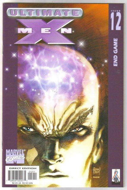 Ultimate X-Men #12 comic book mint 9.8