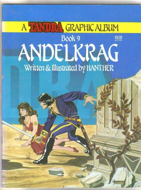 A Tandra Graphic Album Book 9 Andelkrag