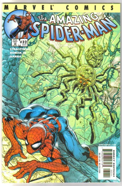 Amazing Spider-man vol 2 #32 comic book mint 9.8