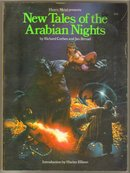 New Tales of the Arabian Nights by Richard Corben and Jan Strnad graphic novel fine 6.0