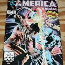 Captain America Annual #8 comic book very fine/near mint 9.0
