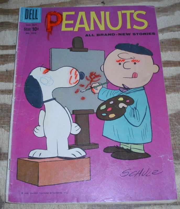Peanuts #1015  good 2.0