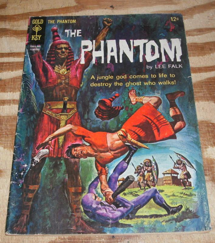 Phantom #10 comic book vg/fn 5.0