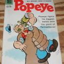 Popeye the Sailor #51 comic book very good/fine 5.0