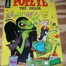 Popeye the Sailor #85 comic book vf 8.0
