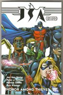 JSA Classified Honor Among Thieves trade paperback brand new mint