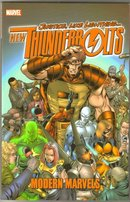 New Thunderbolts Modern Marvels trade paperback brand new mint