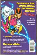 Justice, Like Lightning Thunderbolts trade paperback brand new mint