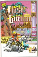 Flash Gordon 2 issue comic book mini-series