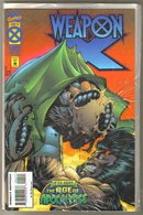 Weapon X Age of Apocalypse 4 issue mini-series