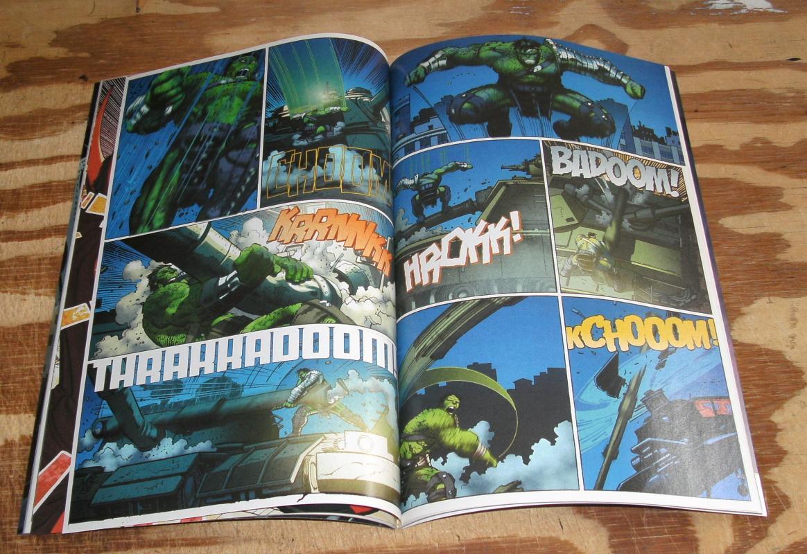 World War Hulk #3 gem mint 10.0