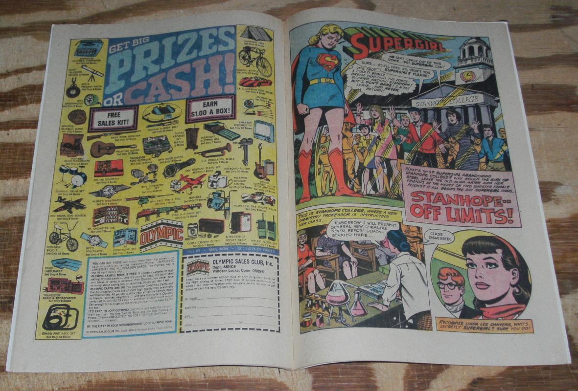 Action Comics Featuring Superman #366 comic book fine/very fine 7.0