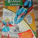 Action Comics Featuring Superman #367 comic book very good/fine 5.0