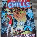 Chamber of Chills #5 vf 8.0