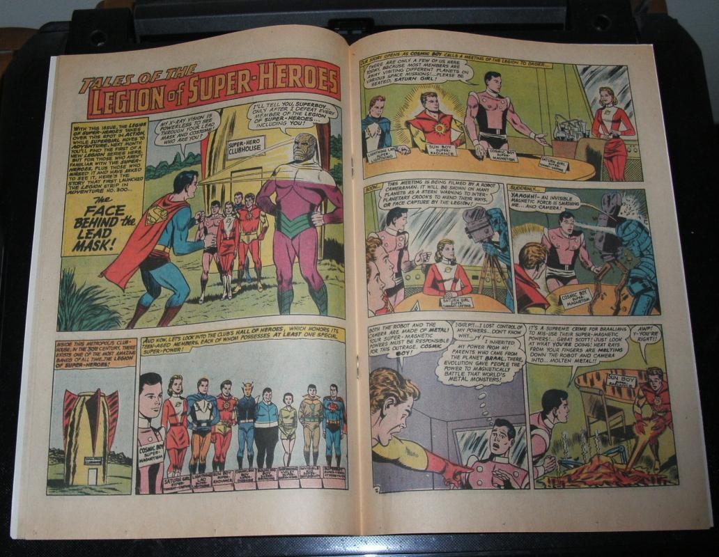 Action Comics #377 comic book fine/very fine 7.0