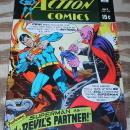 Action Comics Featuring Superman and Legion of Super-heroes #378 comic book fine 6.0
