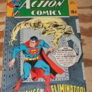 Action Comics #379 very fine 8.0