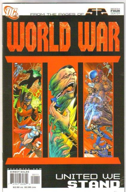 World War 4 issue complete series comic books near mint