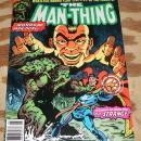 The Man-thing volume 2 issue #4 near mint/mint 9.8