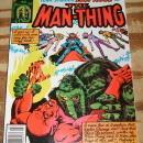 The Man-thing volume 2 issue #11 comic book mint 9.8