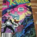 Uncanny X-men #248 very fine/near mint 9.0