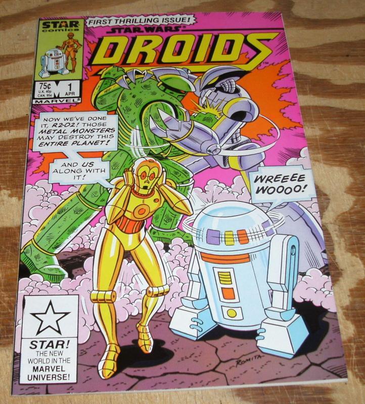 Droids #1 comic book nm 9.4