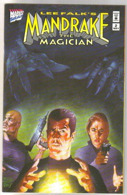 Mandrake the Magician #2 comic book mint 9.8