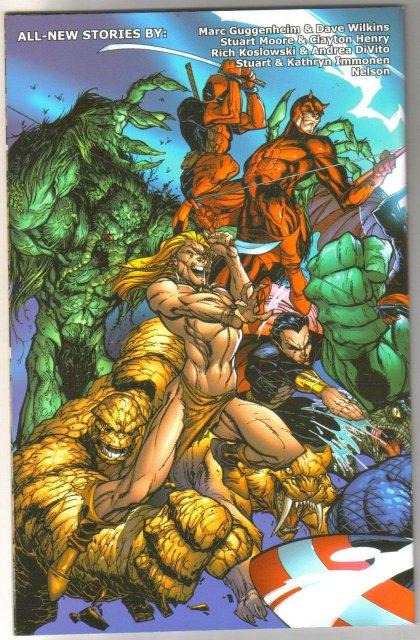 Marvel Comics Presents 2007 one-shot comic book mint 9.8