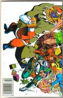 Marvel 1993 Holiday Special comic book mint 9.8