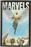 Marvels #2 comic book mint 9.8