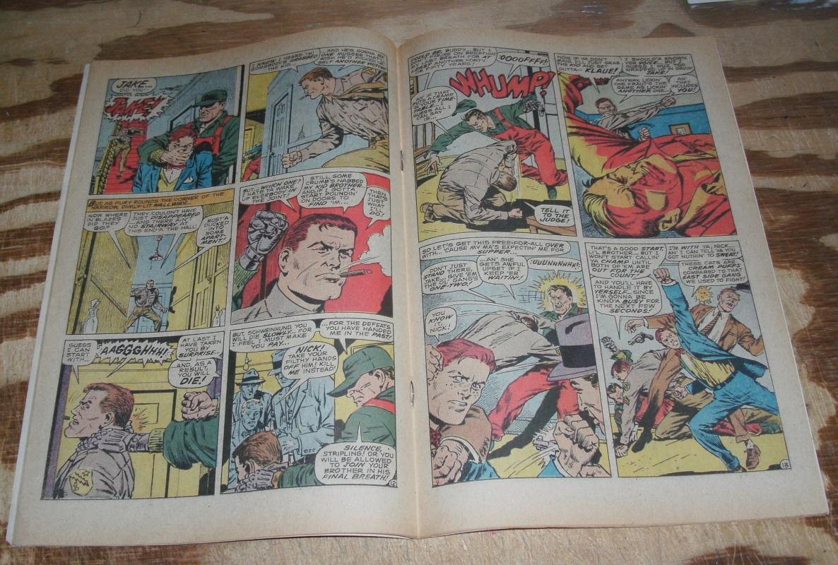 Sgt. Fury and His Howling Commandos #68 vf/nm 9.0