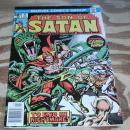 The Son of Satan #8 comic book near mint 9.4