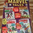 Marvel Tales #3 very good 4.0