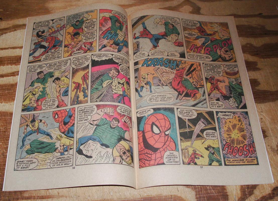 Marvel Team-up #40 near mint plus 9.6