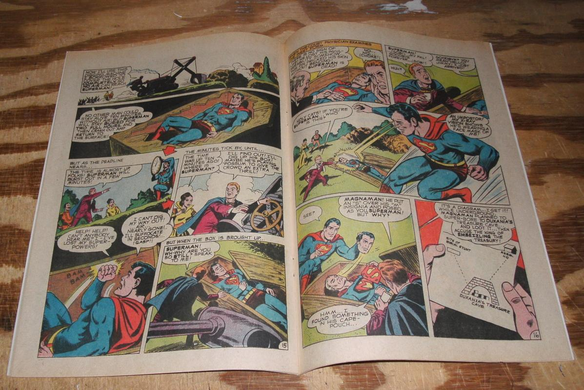 Superman's Pal Jimmy Olsen #112 very fine plus 8.5