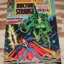 Strange Tales #162 very good/fine 5.0