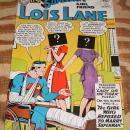 Superman's Girlfriend Lois Lane #38 comic vg/fn 5.0