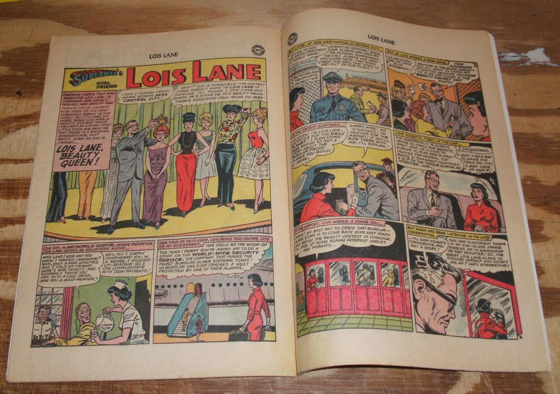 Superman's Girl Friend Lois Lane #49 vg 4.0