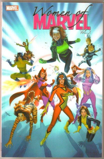 Women of Marvel Volume 2 trade paperback brand new mint