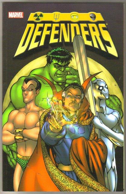Defenders Indefensible trade paperback brand new mint