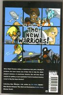 New Warriors Reality Check trade paperback brand new mint