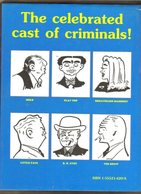 The Celebrated Cases of Dick Tracy hardback like new