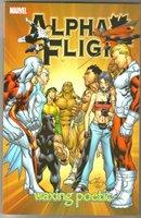 Alpha Flight Waxing Poetic trade paperback brand new mint