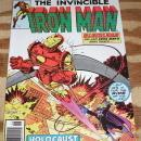 Iron Man #147 near mint + 9.6